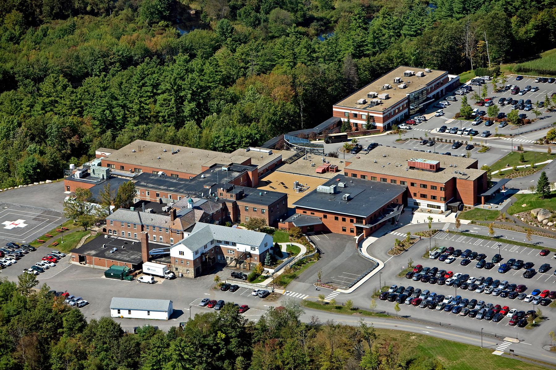 Monadnock Hospital Project