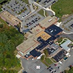 Monadnock Hospital roofing project - 2