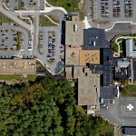 Monadnock Hospital roofing project - 3