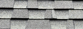 Shingled roof image