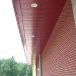 Soffit install 180-1632