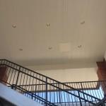 Soffit install 195-1632